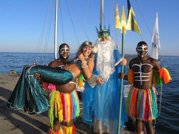 Когда празднуют день Нептуна