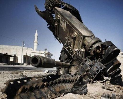 Какие войны идут в современном мире