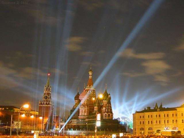 Когда и как отмечают день рождения Москвы