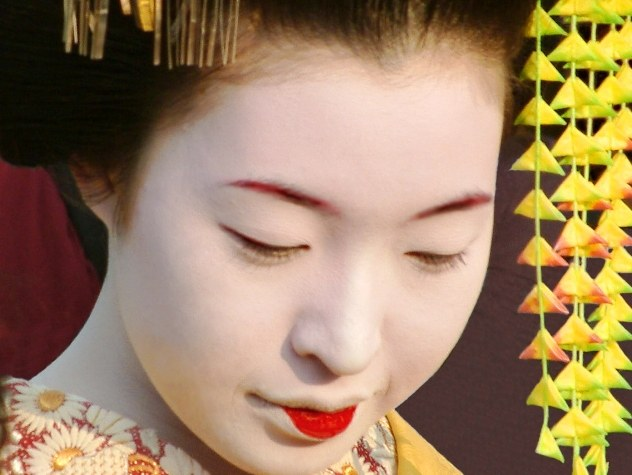 Гейши - яркая особенность японской культуры