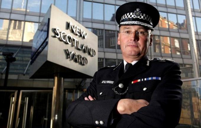 Почему английскую полицию называют Скотланд-Ярдом