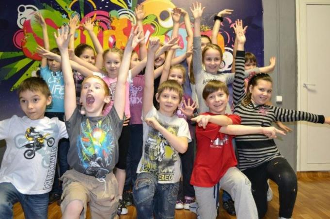 Школа детских танцев