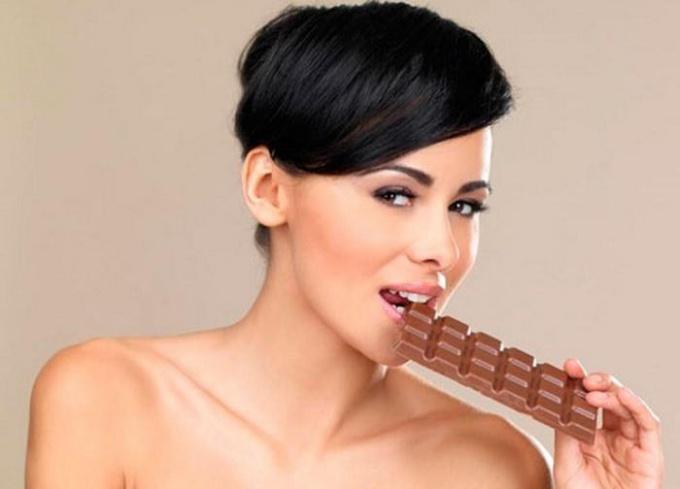 Как есть шоколад и худеть