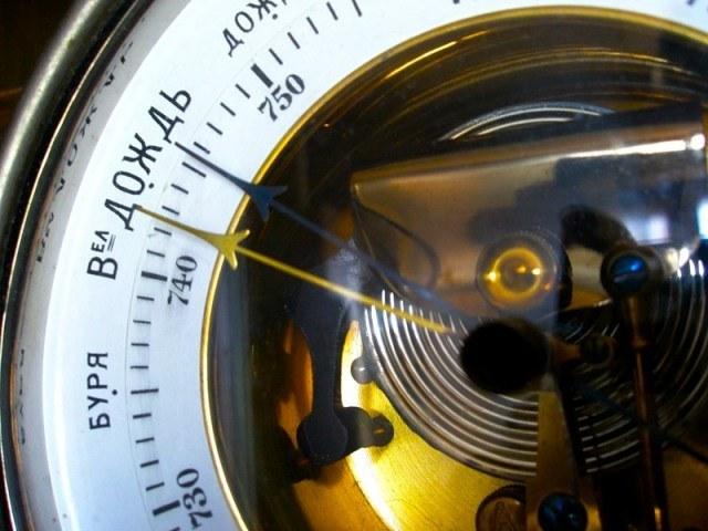 Как низкое атмосферное давление влияет на самочувствие