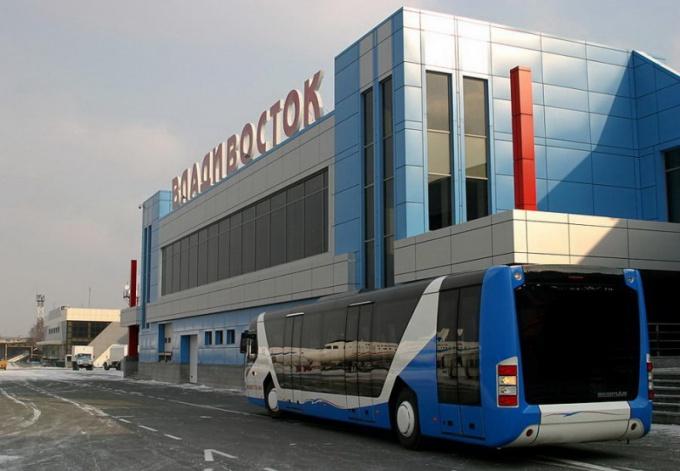 Где находится город Владивосток