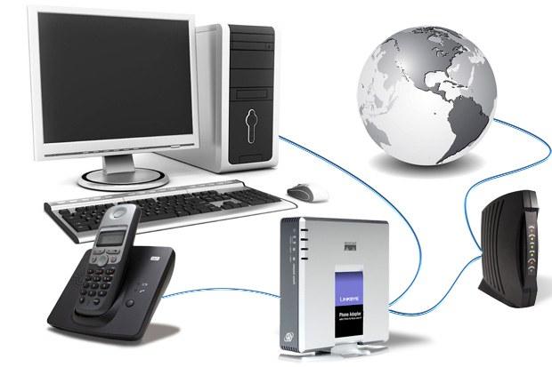Что такое ip и it телефония