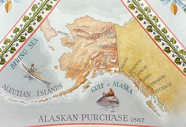 Who sold Alaska to America