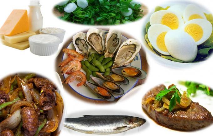 Продукты, помогающие бороться с дефицитом витамина D