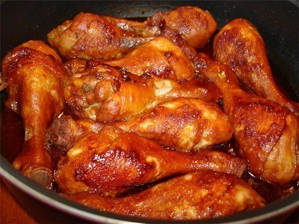 Как приготовить курицу в кисло-сладком маринаде