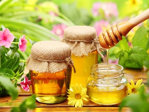 The naturalness of honey is essential to the diet
