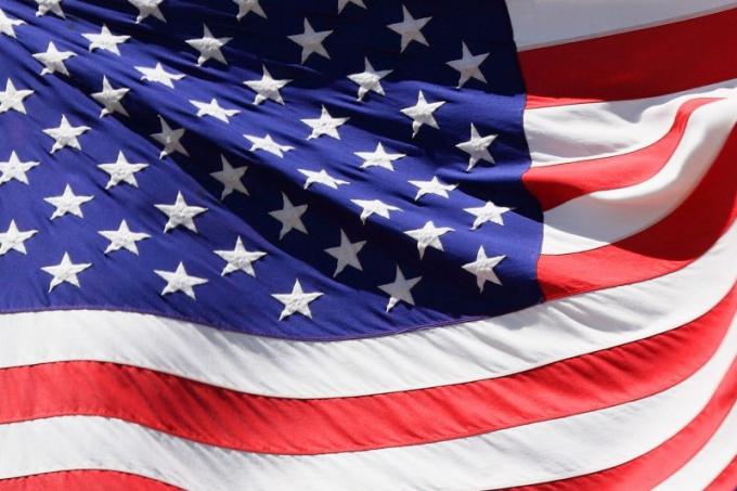 Сколько звезд на американском флаге