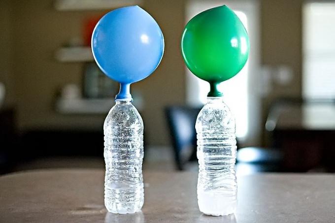Как сделать гелиевый шарик