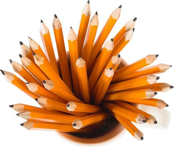 Почему карандаши называют простыми