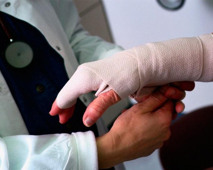 Что такое производственная травма