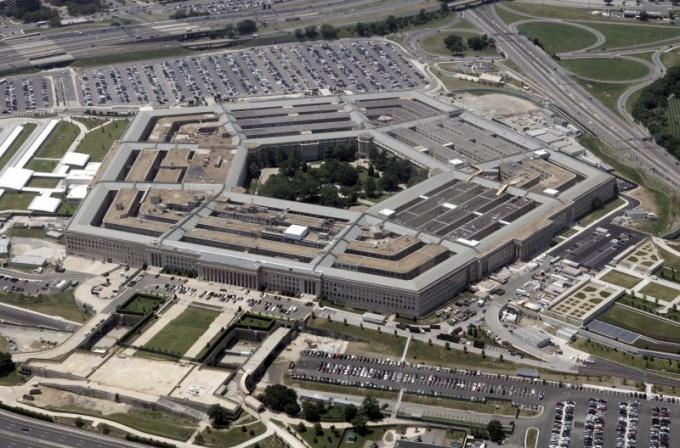 Что такое Пентагон