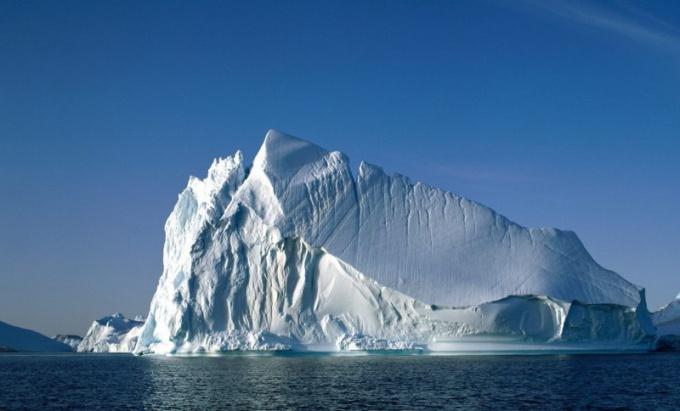Гренландия - самый большой остров в мире