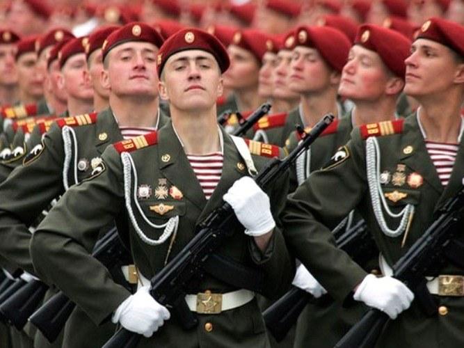 В каких родах войск носят краповый берет