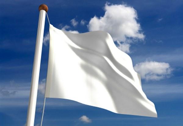 Почему белый флаг – символ капитуляции