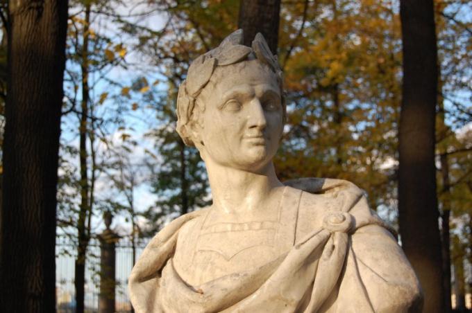 Тога - одежда римского гражданина