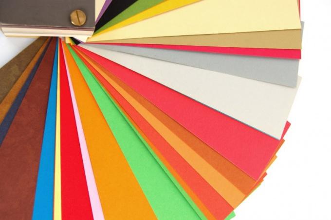Разновидности бумаги