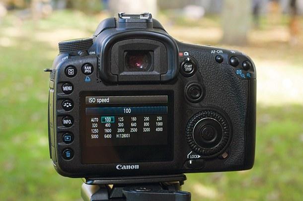 Что такое iso в фотоаппарате