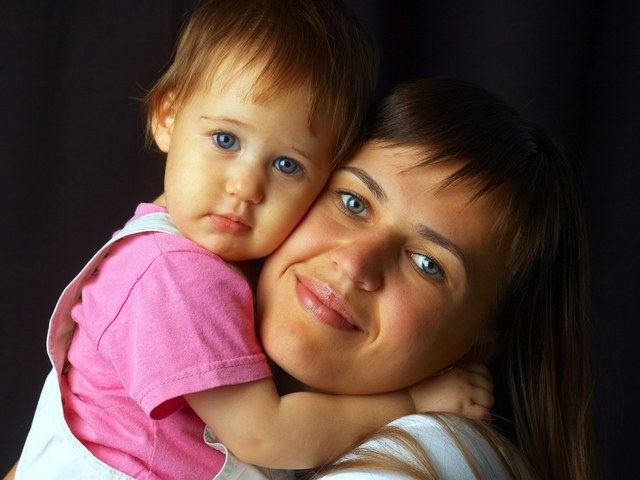 What rights and privileges is a single mother of two children