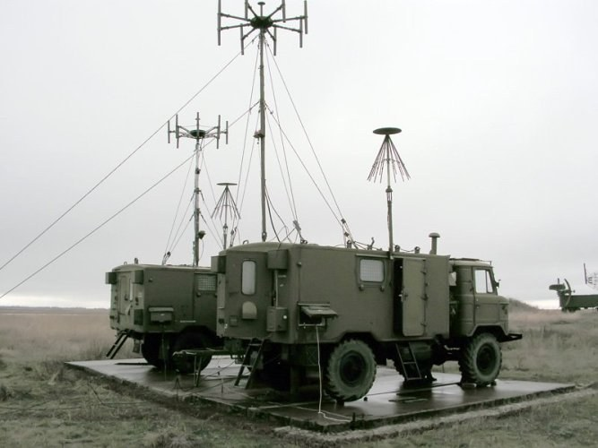 Армейский радиопеленгатор