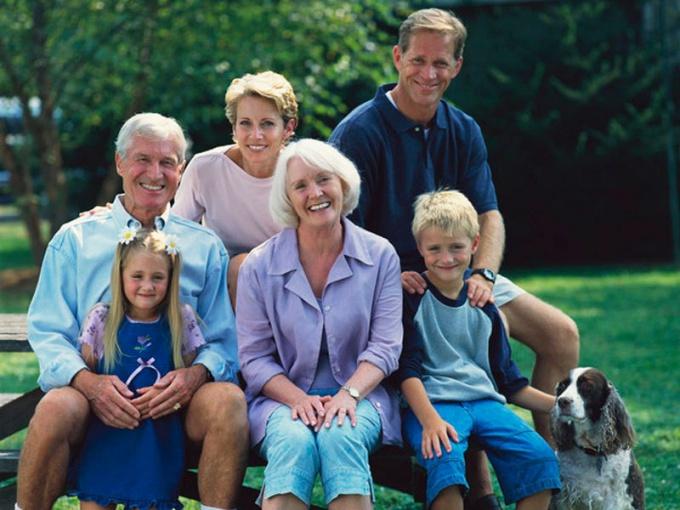 Что такое патриархальная семья