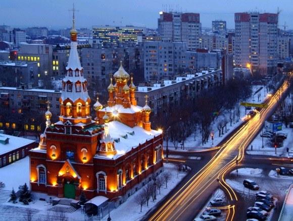 Как отметить Новый год в Перми