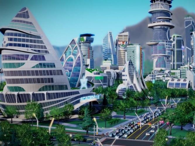 Постиндустриальное общество: город будущего