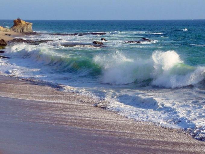 Сколько на Земле морей