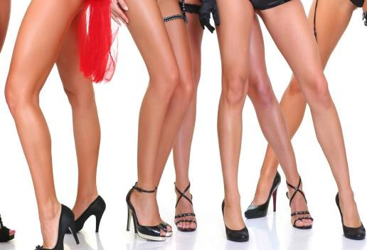 Why men like female feet long