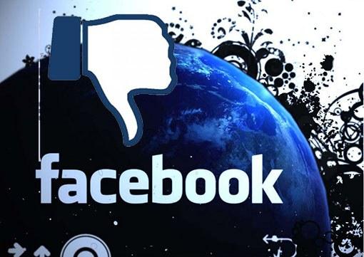 Как удалить свой аккаунт с facebook