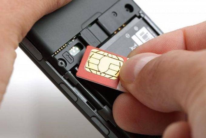 How to work the phones for 2 SIM cards