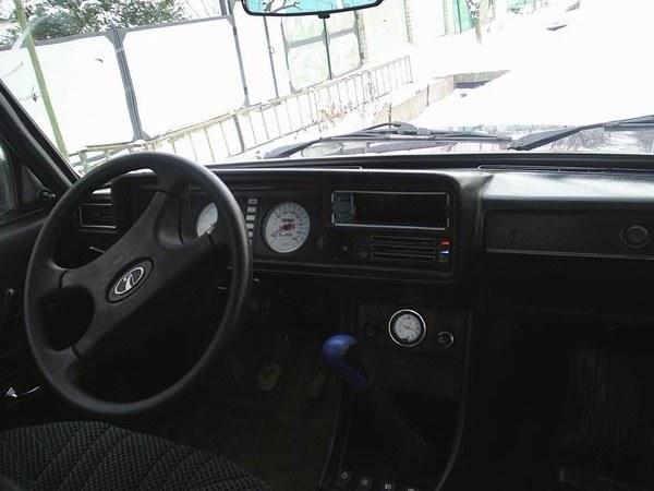 Салон ВАЗ-2105