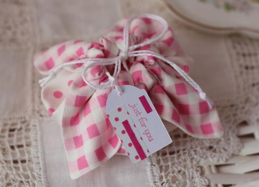 Как сделать подарочный мешочек