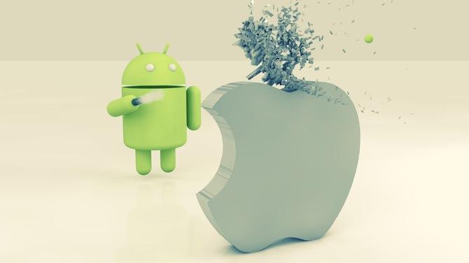 Почему Android лучше iOS?
