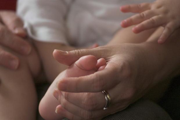 Как обставить комнату для новорожденного