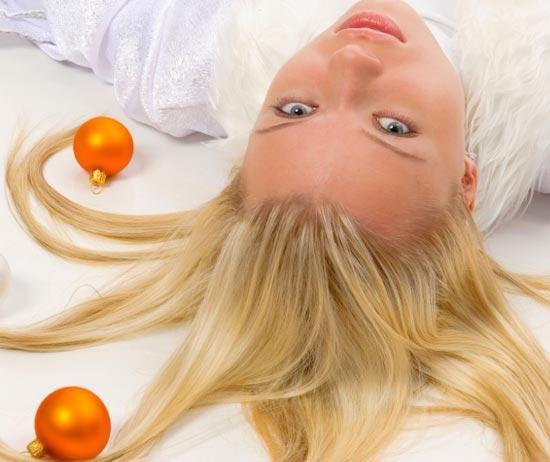Желтизна волос после осветления