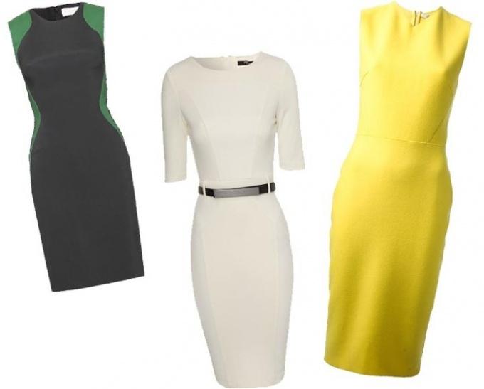 Как выбрать платье-футляр