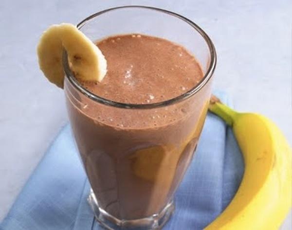 Как приготовить кофейно-банановый шейк