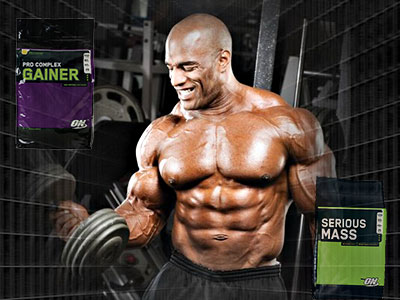 How to make a weight gainer for muscle mass
