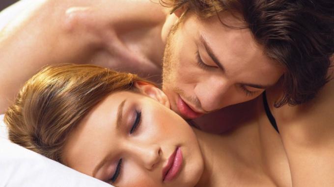 О чем думают мужчины во время секса
