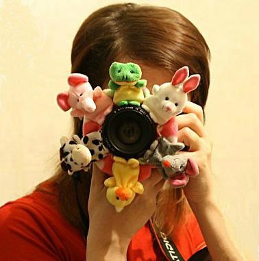 Завлекалочка для фотосессии малышей
