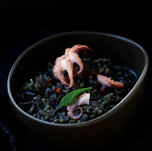 Ризотто - национальное блюдо Италии