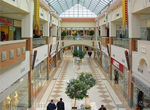 Что представляют из себя торговые центры?