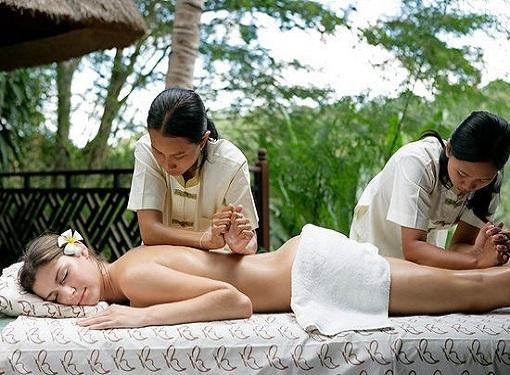 Виды и техника тайского массажа