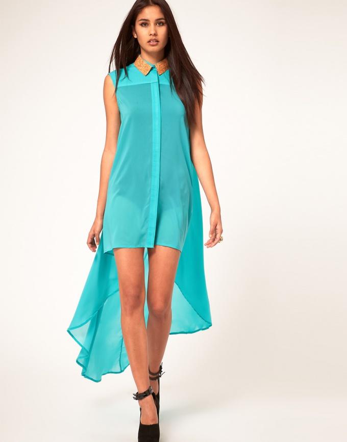 Простые платья на каждый день
