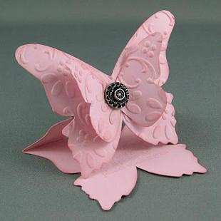Бабочки из бумаги на люстре своими руками