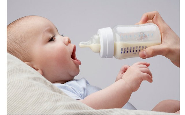 Every child has the right to receive free products in the dairy kitchen
